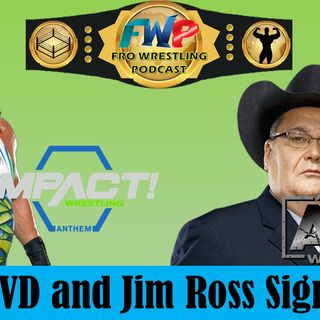 RVD and Jim Ross Sign!