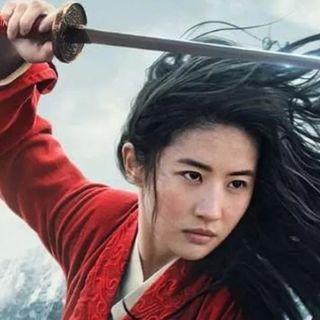 Ep. 583 - Mulan (GUEST: Nancy Wang Yuen)