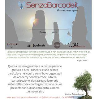 Presentazione Associazione SenzaBarcode