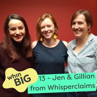 13 - LinkedIn, growth hacking, and pay-per-click ads, with Jen Badger and Gillian Carmichael