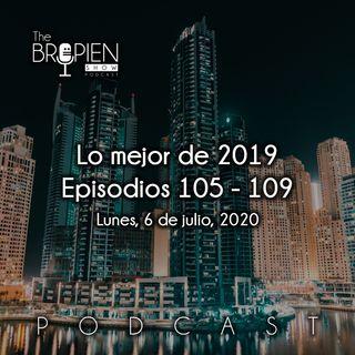Lo mejor de 2019 - Episodios 105 al 109