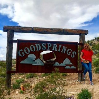 #13 - Goodsprings Ghost Town & Pioneer Saloon, Nevada