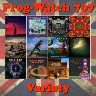Episode 707 - Variety