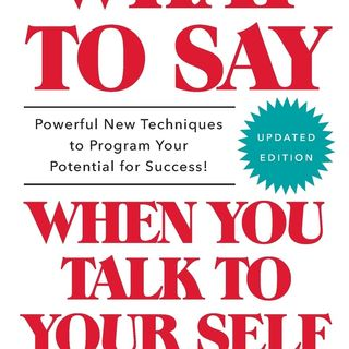 Self-talk pioneer and expert Dr. Shad Helmstetter is my very special guest!