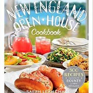 Sarah Lee Chase New England Cookbook