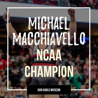 NCAA champion Michael Macchiavello - OTM550