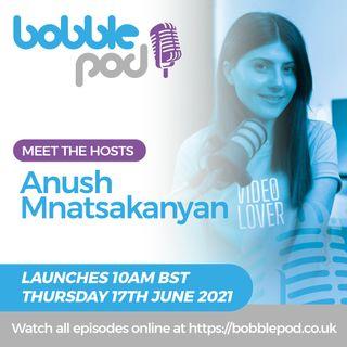 Introducing the hosts Anush mnatsakanyan of Burnwe