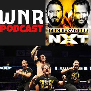 WNR224 WWE NXT TAKEOVER XXV