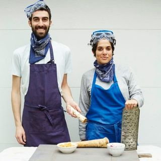 Brooklyn Duo Champions Gefilte Fish