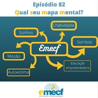 Episódio 82 - Qual seu Mapa Mental?