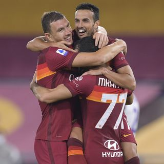 Ep. 152 (Il punto sulla Roma e i big match del week-end)