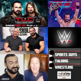 WWE Champion Drew McIntyre Dec 18 2020