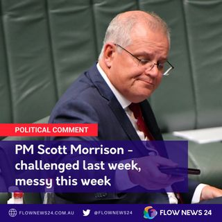 PM Scott Morrison's fortnight went from bad to messy - Wayne on the Morning Show