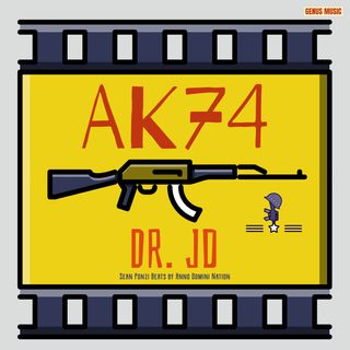AK74 Dr. JD (Sean Ponzi Beats AK74 by Anno Domini Nation)