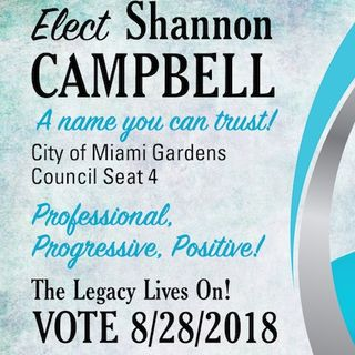 Live Interview with Candidate Shannon Campbell