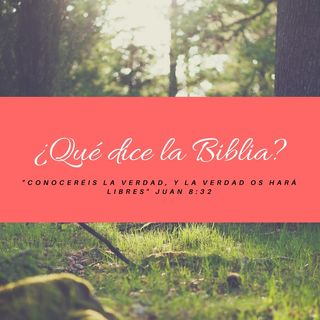 ¿Qué Dice la Biblia? con Jahaziel Rodríguez