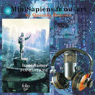 Isaac Asoimov et les capitalistes - QBstudio - Musique Terroristes