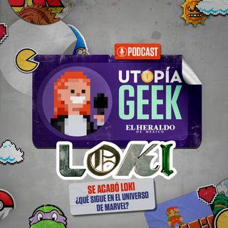 Loki: Final de temporada | Utopia Geek, videojuegos y cómics