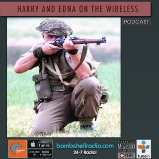 Harry and Edna on the Wireless :Festival of the Forties