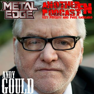 METAL EDGE PRESENTS: ANDY GOULD