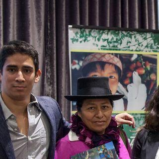 Presentación de Matriz sobre aplicación de la consulta previa en el Perú