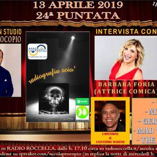 Radiografia Scio' - N.24 del 13-04-2019