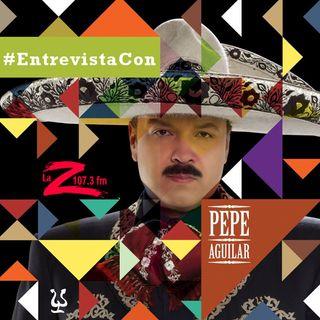 Entrevista: ¡Entrevista con Pepe Aguilar!