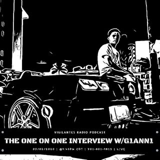 The One On One Interview w/G1ann1 Mariotti.