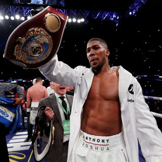 Inside Boxing Weekly Live:Joshua-Parker Recap, Is Joshua afriad of Wilder?