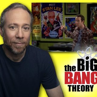 #315: Kevin Sussman from The Big Bang Theory!
