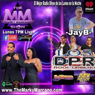 Invitados | JayB El Varón | LosDPR |Karina Eastwood | Entrevistas |Relajo | Videos Musicales
