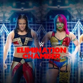 TV Party Tonight: WWE Elimination Chamber (2020)