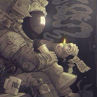 Joe da Astronaut
