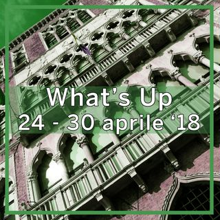 What's Up: 24-30 settembre 2018