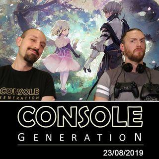 Gamescom 2019 / Oninaki / Mega Drive Mini - CG Live 23/08/2019