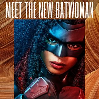 Byte Meet The New Batwoman