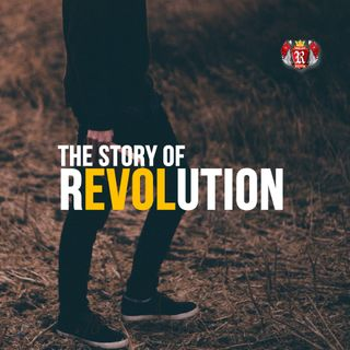 The Story of  rEVO⅃ution - Pr Andy Yeoh