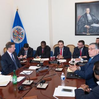 Comisión de alto Nivel de la OEA pide a oposición nicaraguense unidad