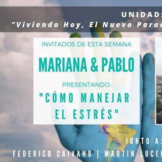 UNIDAD: Entrevista con  Mariana y Pablo