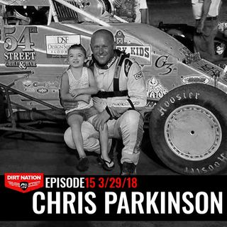 3/29/18 Episode 15 Chris Parkinso