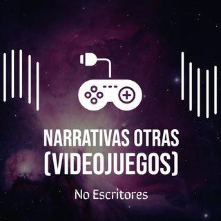 Los No Escritores conversan: Narrativas otras (Videojuegos)