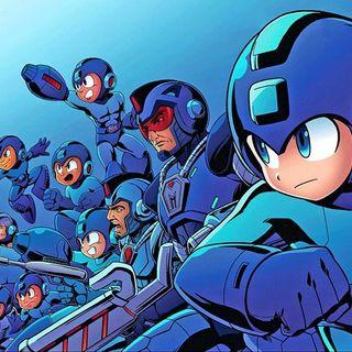 Liquid Gamer Podcast - Mega Man