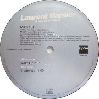 Laurent Garnier - Wake Up