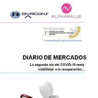 DIARIO DE MERCADOS Lunes 26 Oct