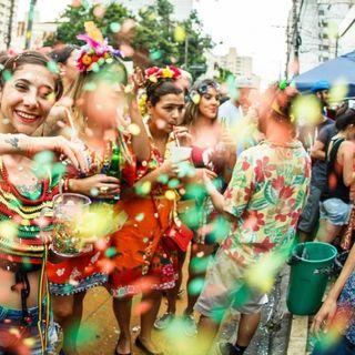 Carnaval, Funk Rio e tweet do Bolsonaro