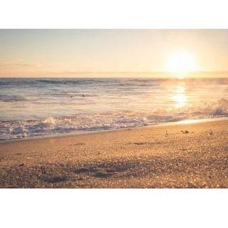 #milano Soirée sur la plage