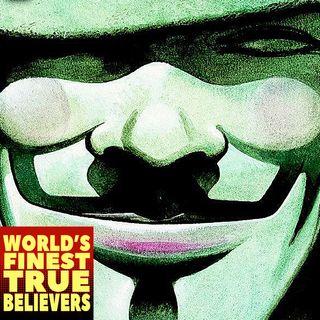 V For Vendetta : World's Finest Believers 39