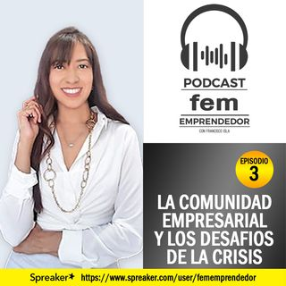Comunidad Empresarial y la crisis