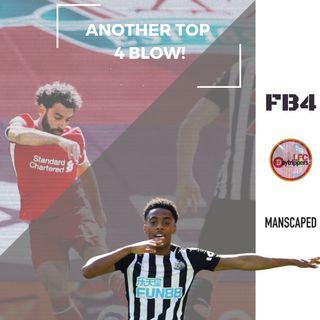 Liverpool Blow A Lead AGAIN! | LFC Top 4 Hopes Hang By A Thread | FB4