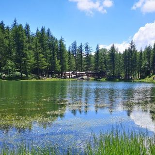 L'Appennino Modenese tra sogno e leggenda il Lago della Ninfa